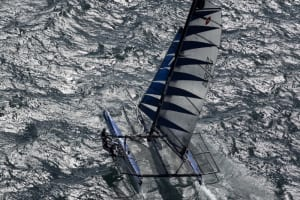 Alinghi wins Multi section of Bol d'Or Mirabaud