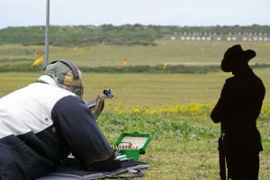Long Range Target Shoot Competition at Anzac Rifle Range