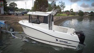 VIDEO: Arvor's new 555 Sportsfish
