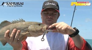 VIDEO: How to - Using Atomic Plazos soft plastics