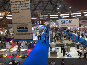 Auspack exhibitors bring the future of manufacturing to life