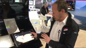 VIDEO: Raymarine Axiom Pro in action at Sydney