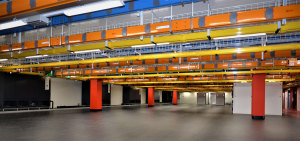 Co-location facility utilises indirect free cooling system