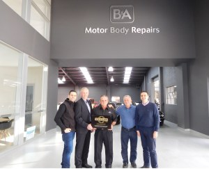 B&A Motors strikes gold