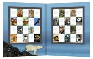 Striking BBC Earth imagery to feature on stamps and calendar