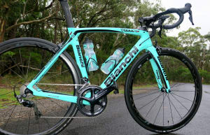 Bike Review: My Love Affair With The Bianchi XR4 After A Month Of Serious Riding