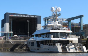 Rivergate set for super superyacht season
