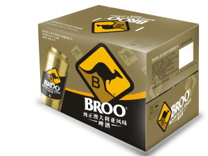 Broo beer signs seven-year agreement to sell in China