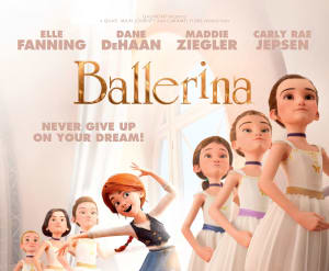 Win tickets to see Ballerina in cinemas nationally