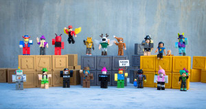 Bring celebrity fashion and beloved characters to life with Roblox