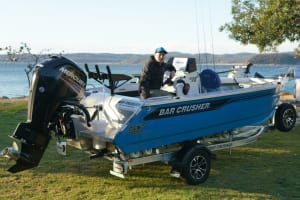 Fisho's all-round fishing weapon hits the water