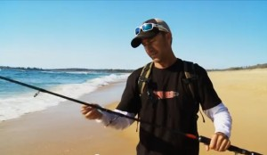 VIDEO: Surf fishing tips