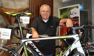Beat Zaugg's Global Ambitions Include Sheppard Cycles
