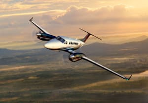 King Air 350i to tour Australia next Month