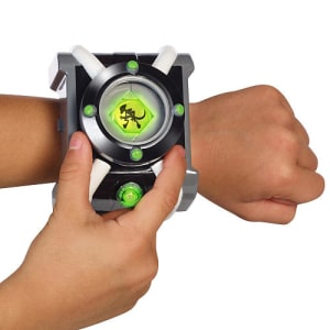 Ben 10's Omnitrix talks the language of 'alien'