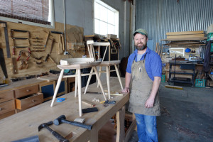 Bern Chandley, Windsor Chairmaker