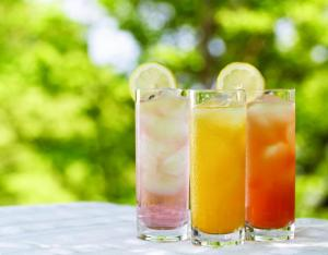 Healthy beverages: ingredients for success