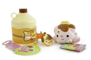 Squeeze Smooshy Mushys, the new fabulous, foodi-licious collectable friends