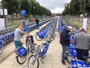 Bike Share Tsunami Reaches Australian Shores