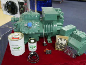 Airefrig Australia  stocks Bitzer nationally