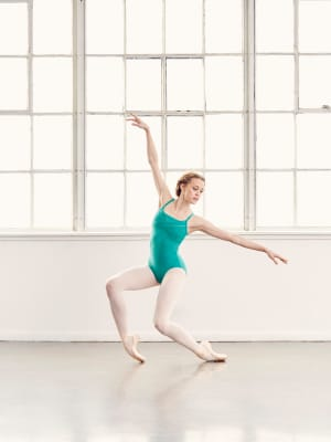 Bloch Achemar leotard