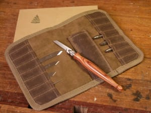 Blue Spruce Marking Knife System
