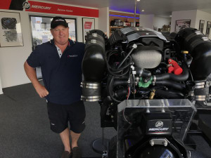 MerCruiser workshop powers up on Gold Coast