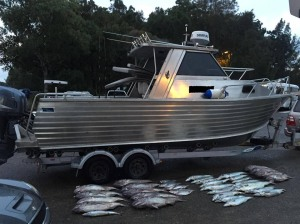 Illegal anglers lose $35,000 borrowed boat