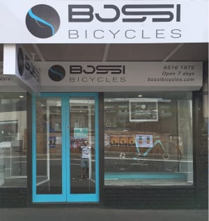 New Bike Brand and Shop Opens for Business