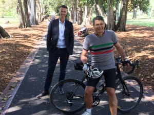 Spotlight On Steve Bracks, Newly Appointed Chairman Of Cycling Australia