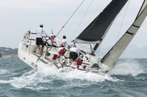 Premature end to Volvo China Coast Race Week