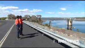 VIDEO: Cold water pollution curtain at Burrendong