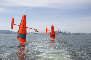 CSIRO sets sail with ocean-going drones