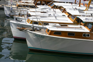 Classic & Wooden Boat Festival open for business