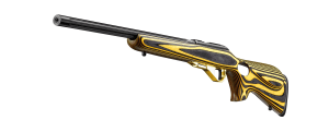 Striking New CZ Rimfire - Thumbhole Yellow