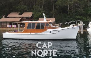 Boat for sale: 32ft restored wooden launch