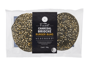 Coles adds charcoal to brioche line