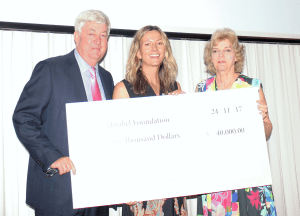 OP industry digs deep at charity lunch