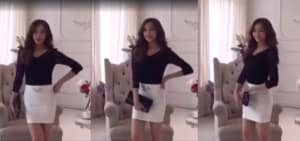 Video: This is how Chinese models do 30 poses in 15 seconds