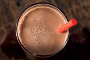 Chocolate Milk The Ultimate Recovery Food