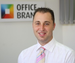 Office Brands' Chris Brown