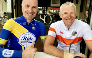 Ride For A Reason And Pat Jonker To Participate April 8th's Clare Classic