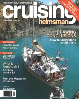 Winter is coming but Cruising Helmsman gives you lots to do