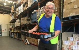 Perfection Fresh and Foodbank fight hunger and food waste