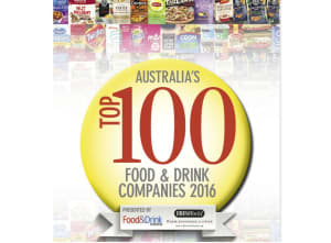 The Top 100 Australian Food & Drink Companies 2016 report