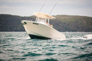 REVIEW: Cobia Boats 261CC