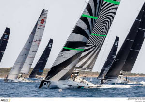Quantum and Provezza IX close in on 52 Super Series victory
