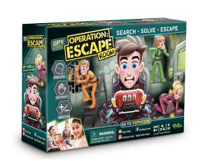 Operation Escape Room: Can you crack the code?