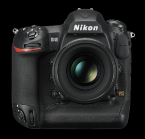 Nikon launches flagship D5