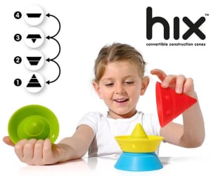Add a Hix to your construction range with Divisible By Zero